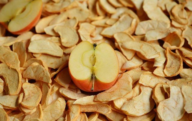 jablečné křížaly