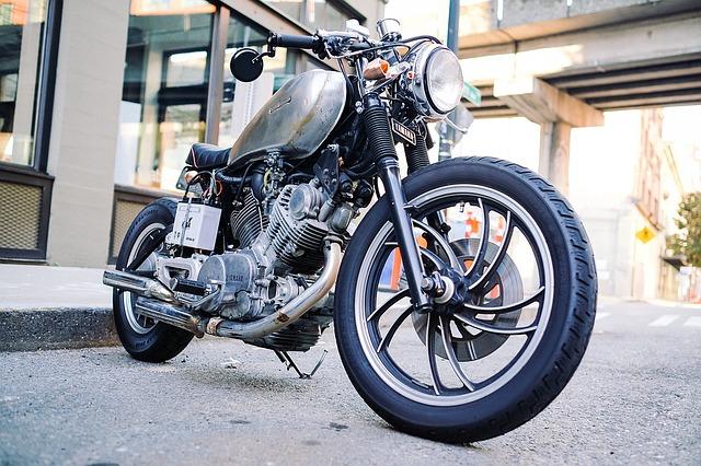 stará motorka