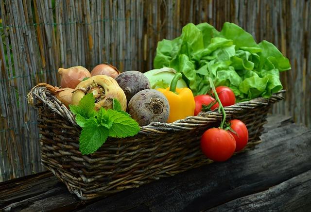 zeleninový truhlík