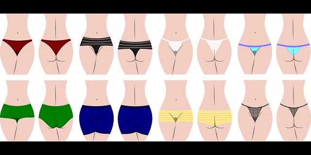 styly kalhotek
