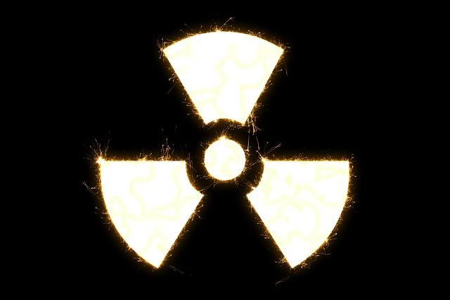 radioaktivní nebezpečí